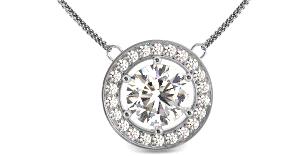 Diamond Necklace Melbourne